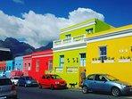 Bo Kaap historic area