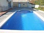 piscina No Climatizada