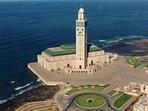Mosquée Hassan2 à 10min