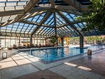 Year Round Access to Indoor / Outdoor Pools & Hot Tubs
