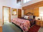 King Bed- Loft