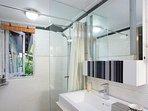 Bathroom 2 inside shower