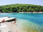 'Prvlja' beach