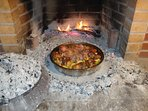 Peka- traditional way of cooking