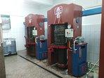 Hydraulic press- 400 PSA