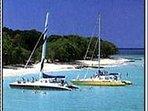 Carlisle Beach Bridgetown, swim out to the shipwrecks