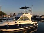 Unsere Yacht, 12m Länge