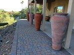Beautiful backyard views, patio only no yard no fences