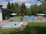 Sundance Club Pool and Hot Tubs