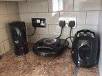 Kettle / Toaster / Sandwich toaster