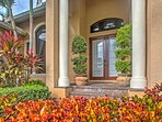 Have a wonderful Florida retreat at this Marco Island vacation rental villa!