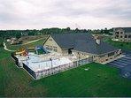 Club House & Aquatic Center