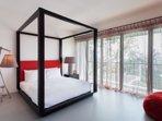 Villa Sammasan - Guest bedroom two