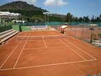 LA MANGA CLUB, ONLY 20 MINUTES BY CAR, WORLD FAMOUS TENNIS CENTRE