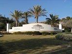 Entrance to the Venus Rock/Secret Valley Resort
