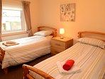 2 Single Beds 1st Floor