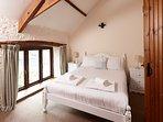Beech double bedroom