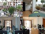 Spacious 2 bed apartment overlooking Villamartin Plaza