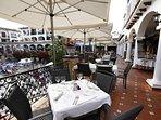 Villamartin Plaza Restaurants