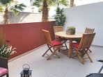 Apartamento de playa cómodo y tranquilo en el Puertito de Güimar