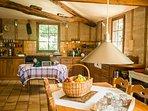 Chambres d'hôtes Chaumarty - Table d'hôtes