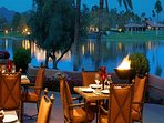 Restaurant on Lake