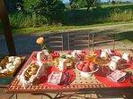 Chambres d'hôtes Chaumarty - Petit Déjeuner