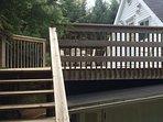 guest cottage entrance