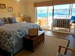 Master Bedroom VIEWS with Ensuite Bath Casa de Balboa 225