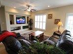 Blissful Retreat-5 bedroom, 3 bath home located at Branson Creek-Sleeps 12