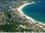Narrabeen from the air