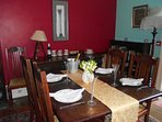 Siting / dining room