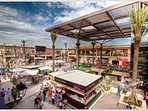 La zenia boulevard with many shops,bars & eateries with entertainment open late