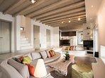 clean, modern, spacious.  Villa Assa