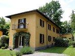 Beautiful countryside house near Como