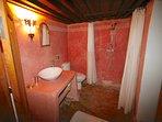 One of five ensuite bathrooms