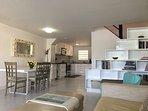 Living Room + Indoor Dining