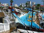 Big Kahuna Water Park within 5 min walk