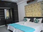 Luxury accommodation..