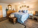Master Bedroom with Ensuite Bath Casa 225 Casa de Balboa Vacation Rentals Newport Beach