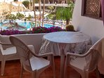 Breakfast on the terrace?