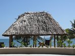 Lazy afternoons relaxing under the palapa in a hammock or sky chair, listening to the waves role in.