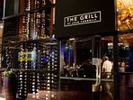 Indulge in fine dining by Sean Connolly at 'The Grill.'