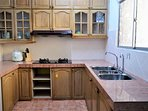 56 Homestay4u Subang Jaya (green house)-  Wet Kitchen area (ground floor)
