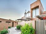 1. 12 room Villa with 8 bedrooms 5 baths. Modern, Retro, Contemporary Design