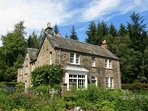 A fine country home in Perthshire