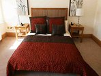 The beautifully presented and comfortable double room