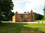 Situated within South Perthshire, set in its own private grounds