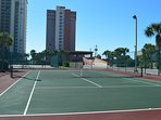 Destin Towers Tennis Court (Bring your own rackets and tennis balls)