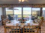 Ocean View Dining w/outdoor balcony